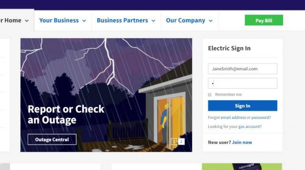 How To Access Gas and Electric Accounts in Massachusetts