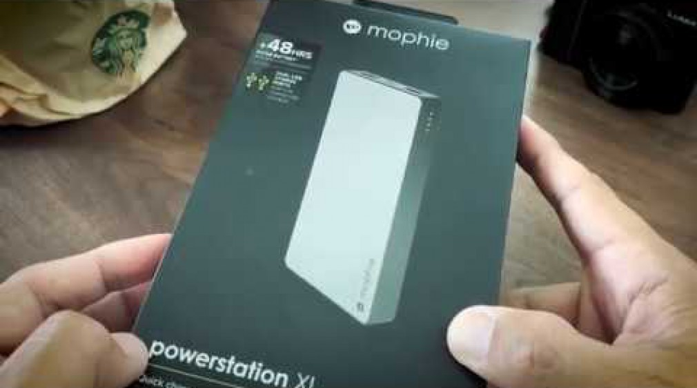 แนะนำ Mophie Powerstation XL