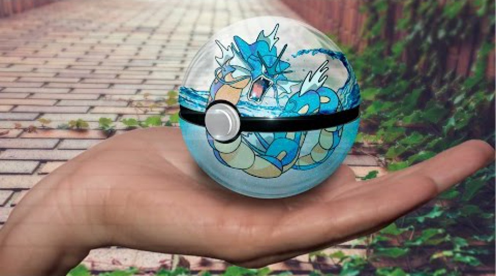 สอน Photoshop : Pokemon Pokeball