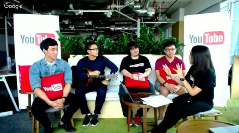 YouTube TH Creator Series #1 : สัมภาษณ์ MadpuppetStudio