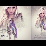 สอน Photoshop : Make a Movie Poster With Soft Color Effect In Photoshop