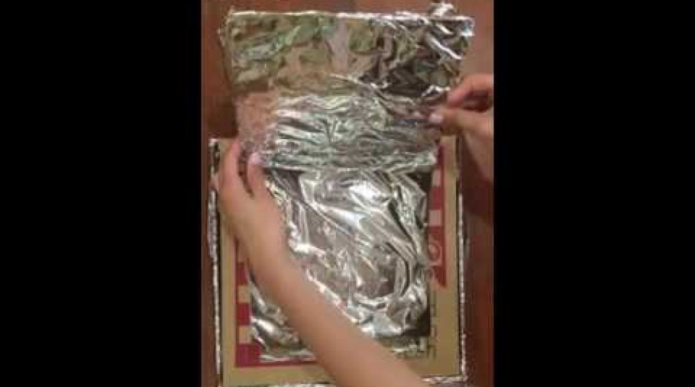 Learn how to make a Solar Oven!
