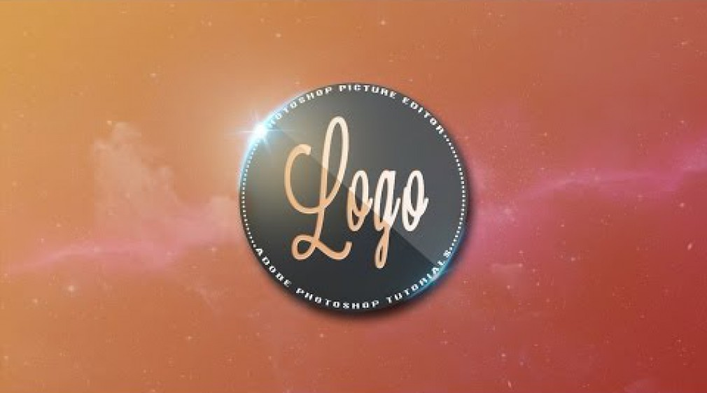 สอน Photoshop : How To Make a Logo in Photoshop