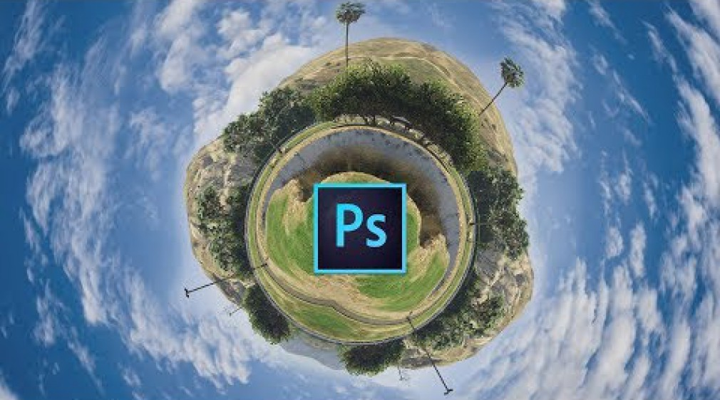 Photoshop Manipulation: How To Create 360 Image
