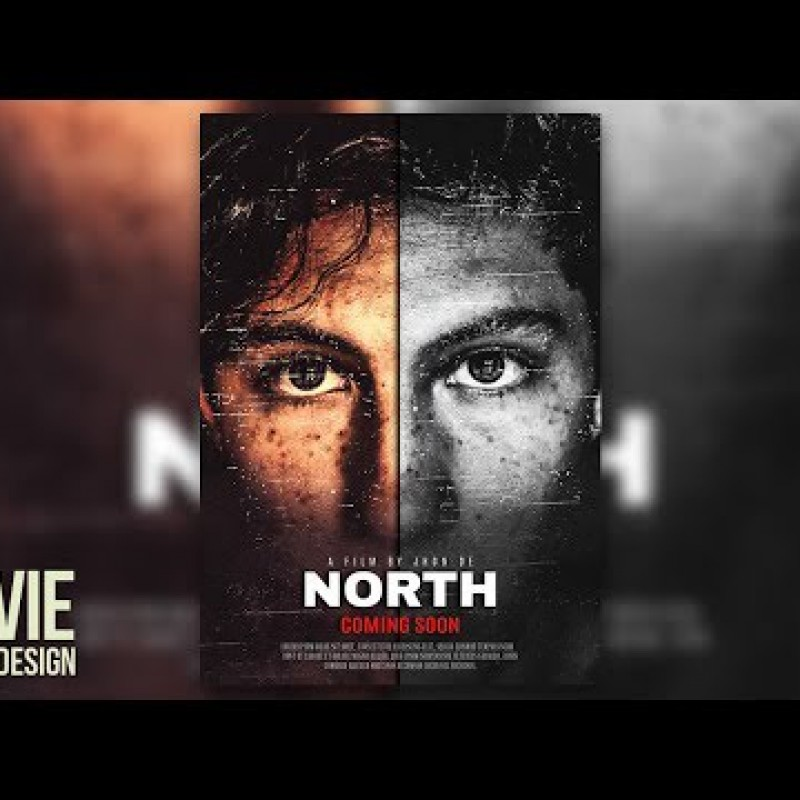 Scratched Movie Poster Style in Photoshop CC 2019