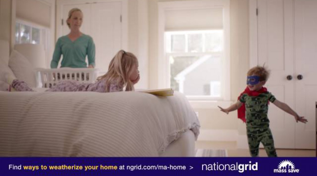 National Grid - Home Energy Assessments - Superheros