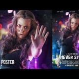 สอน Photoshop : Create an Movie Poster With Bokeh And Light Effect In Photoshop CC
