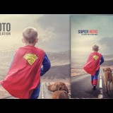 Create a Superhero Photo Manipulation in Photoshop