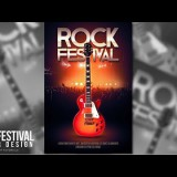 สอน Photoshop : Create a Rock Festival Poster Design in Photoshop