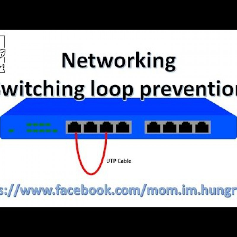 Networking: Switching Loop Prevention