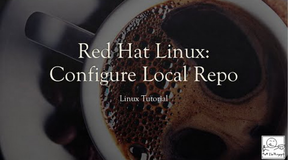Red Hat Linux - Configure Local Repo