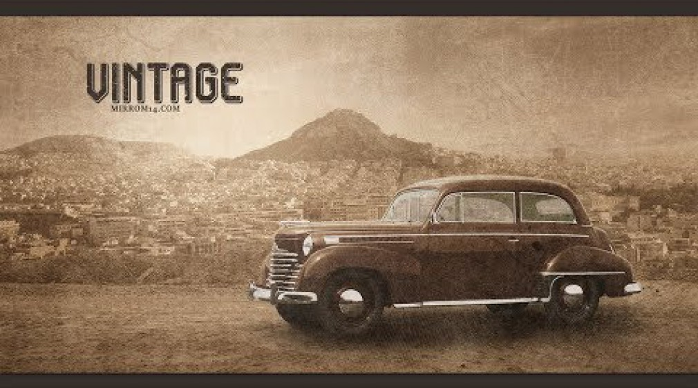 Create a Vintage Photo Manipulation in Photoshop CC