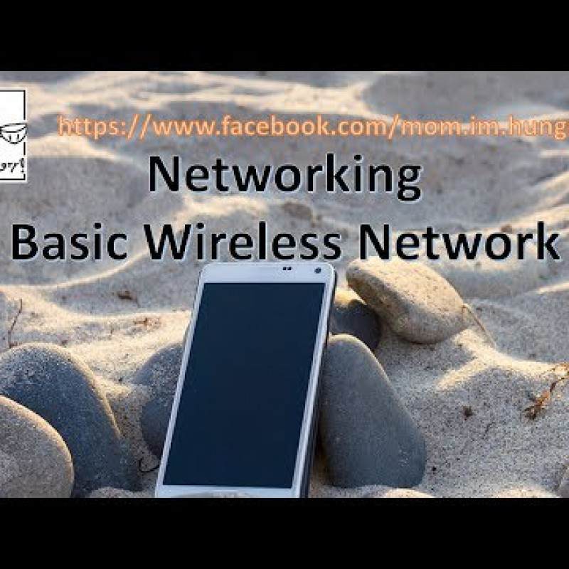 สอน Networking : Basic Wireless Network (Device Selection)