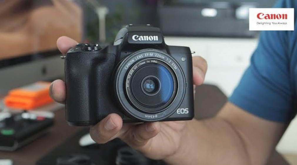 2how Talk : Canon EOS M50