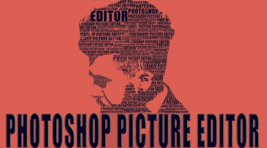สอน Photoshop : Creative Text Portrait Poster in Photoshop