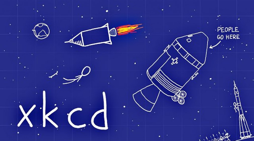 How To Go To Space (with XKCD!)