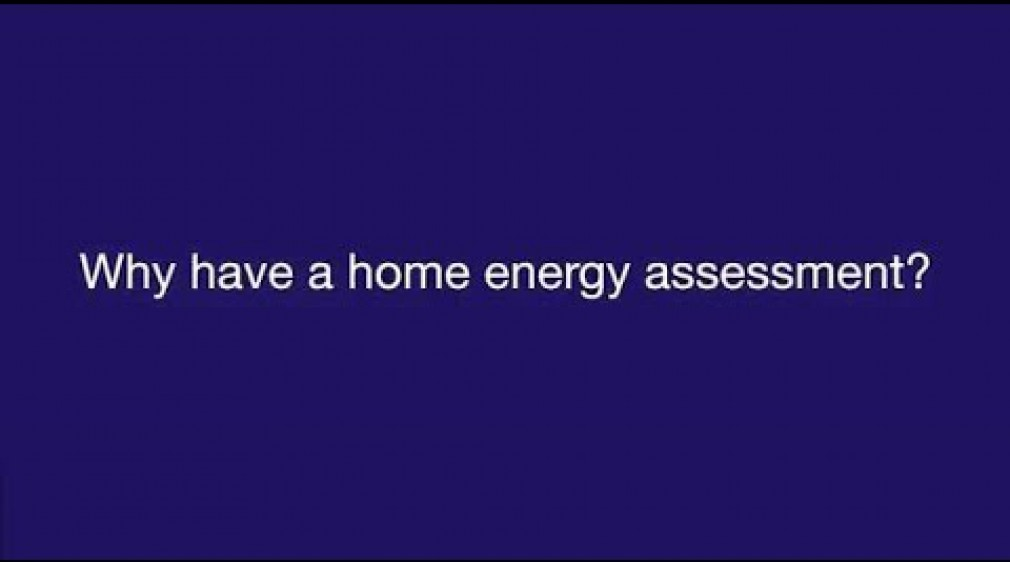 National Grid: Why have a home energy assessment?