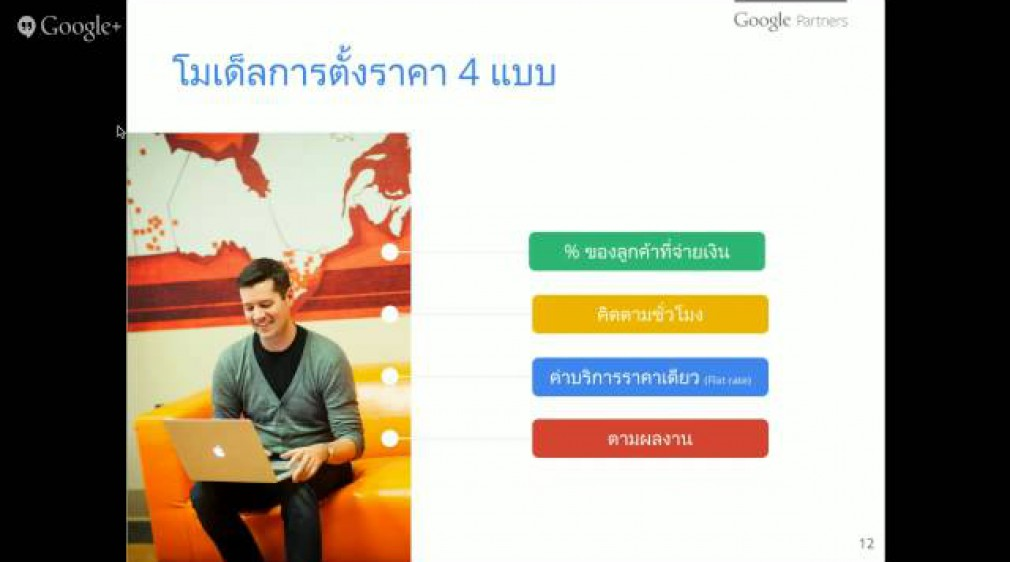Accelerate your AdWords Business (Thailand_Part 3: Monetization)