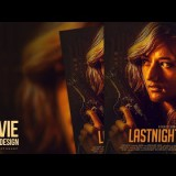 Make a Movie Poster Style Photo Effect in Photoshop
